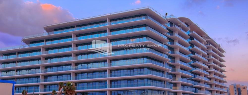 Property - Low floor apt with Road view selling at Original price.