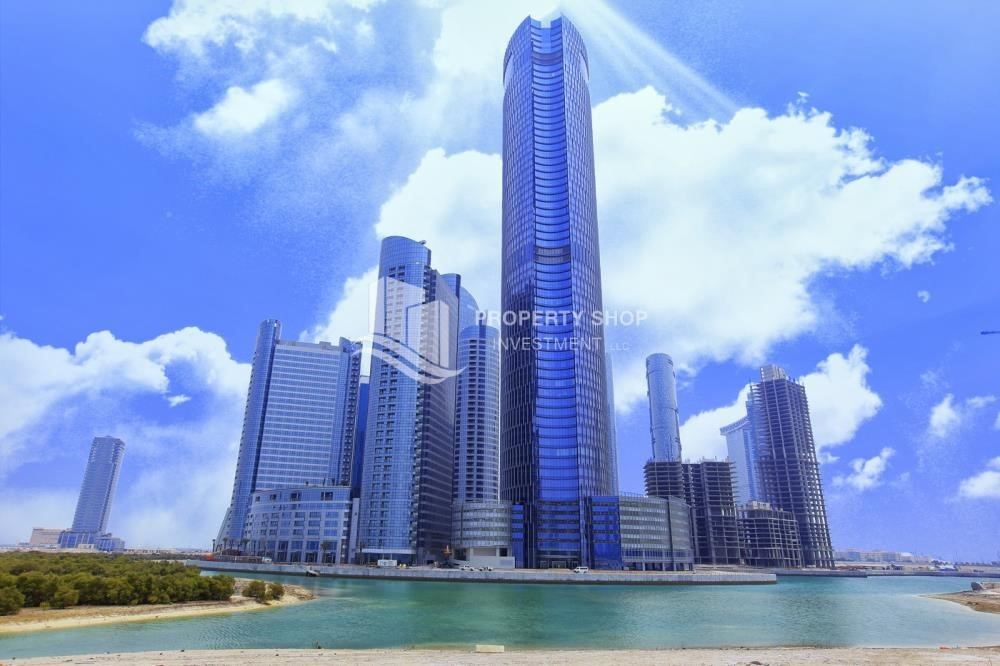 Property - Prestigious Tower! Shell & Core, Office for rent