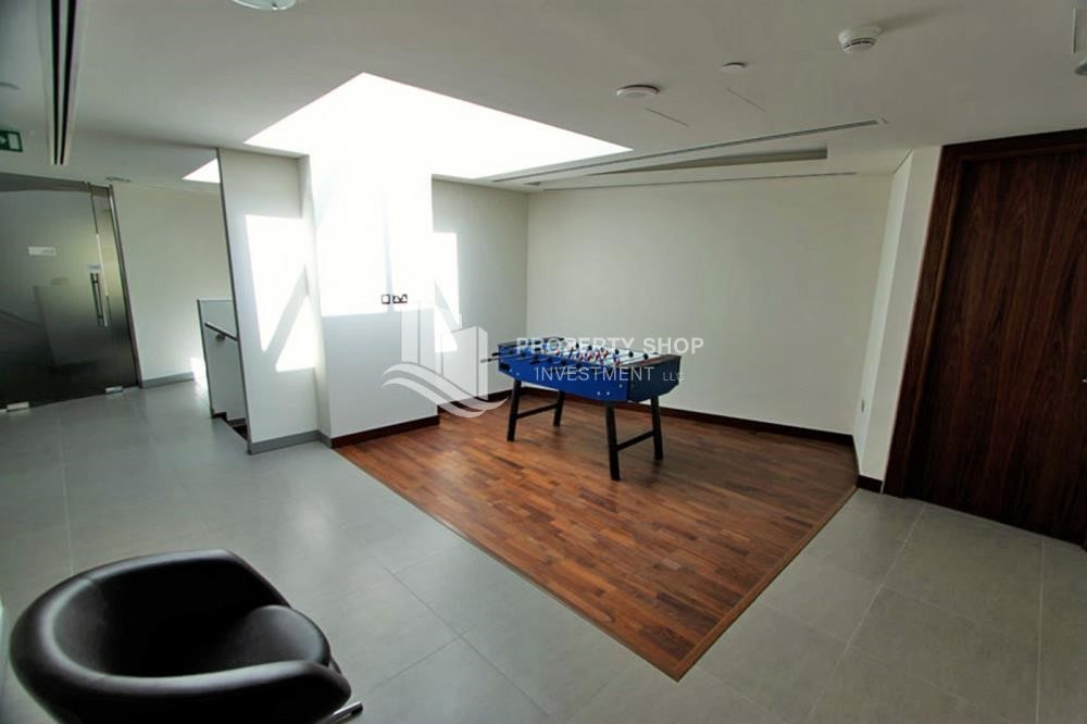 Facilities -  2 bedrooms with an  amazing view  in al bandar for sale