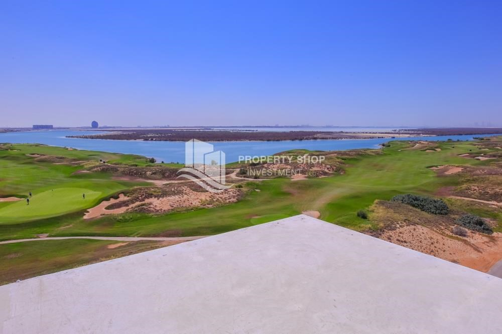 Community - Newly Handed Over, Road View Apt in Yas Island