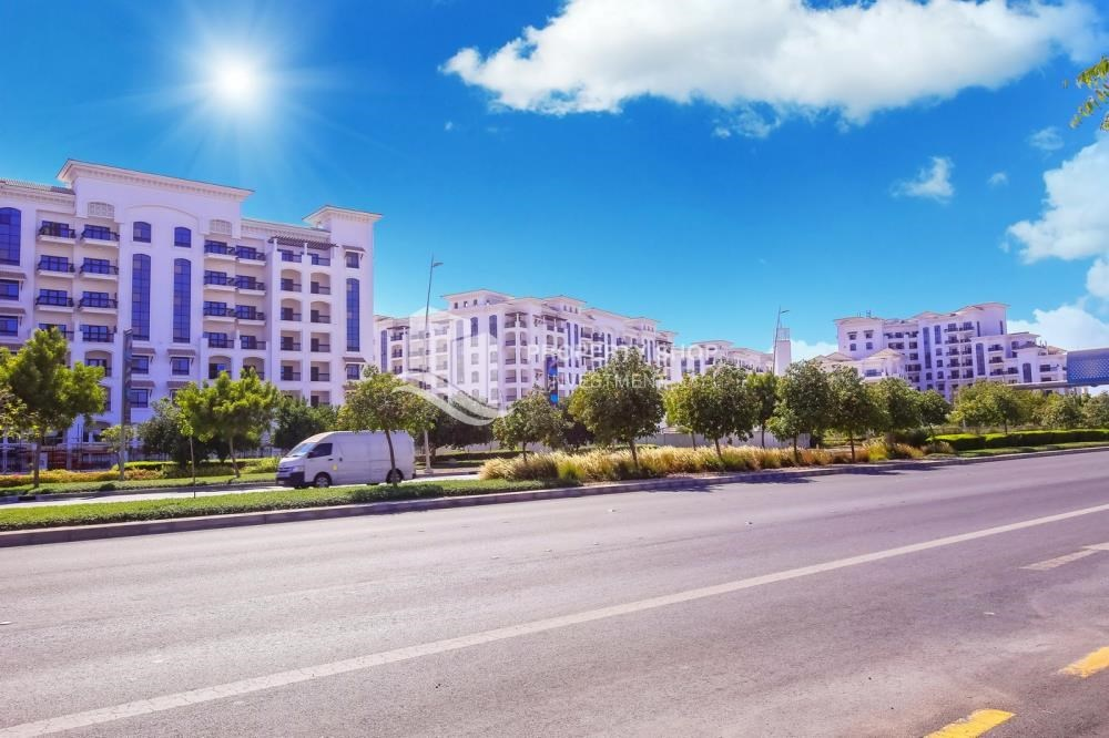 Property - Newly Handed Over, Road View Apt in Yas Island