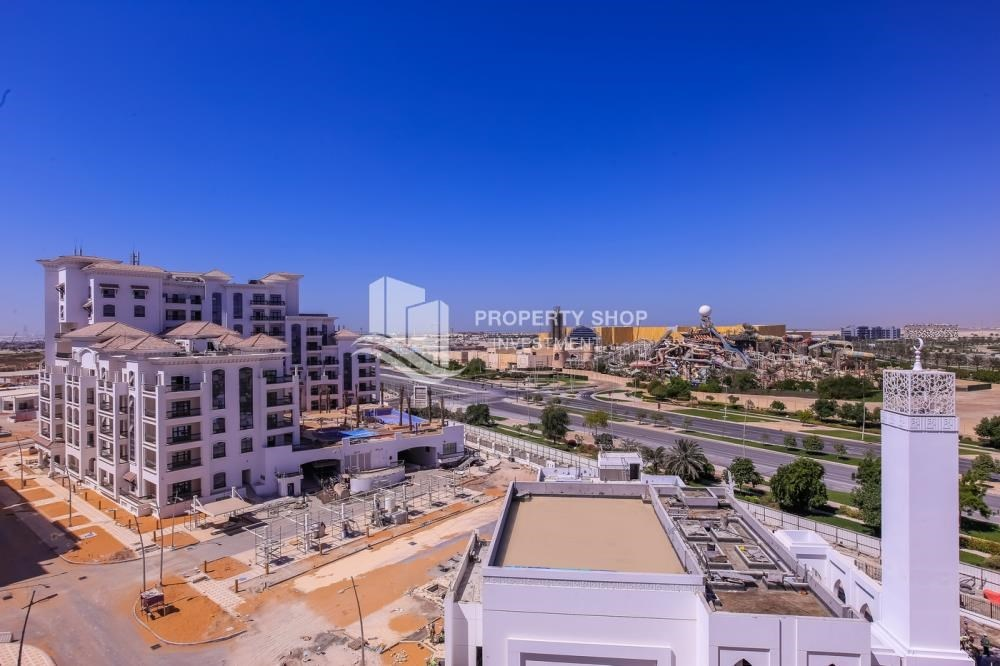 Community - 3 bedroom apartment for sale in Ansam.