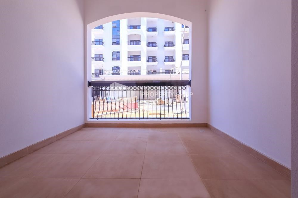 Balcony - Brand new 2BR Apt with breathtaking island view.