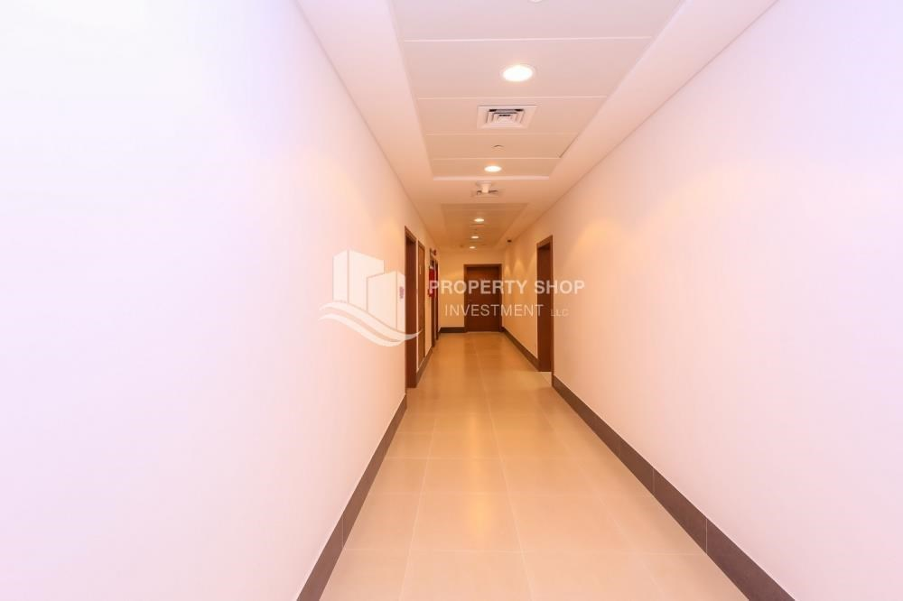 Corridor - Brand new 2BR Apt with breathtaking island view.
