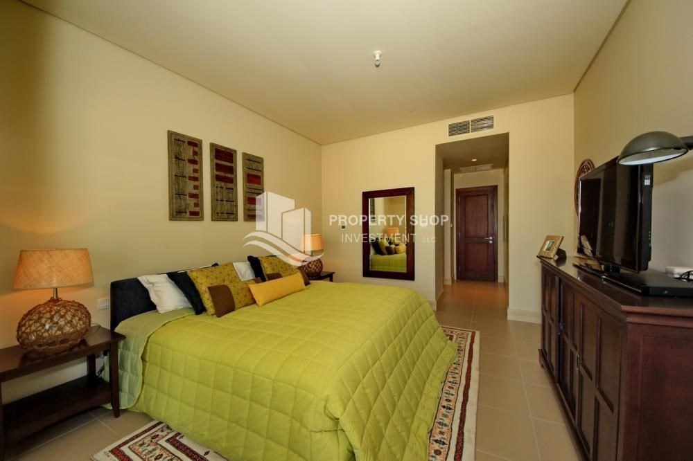 Bedroom - Zero Commission! Stunning 2BR+2 Balcony Apt. Available in Saadiyat Beach Residences!