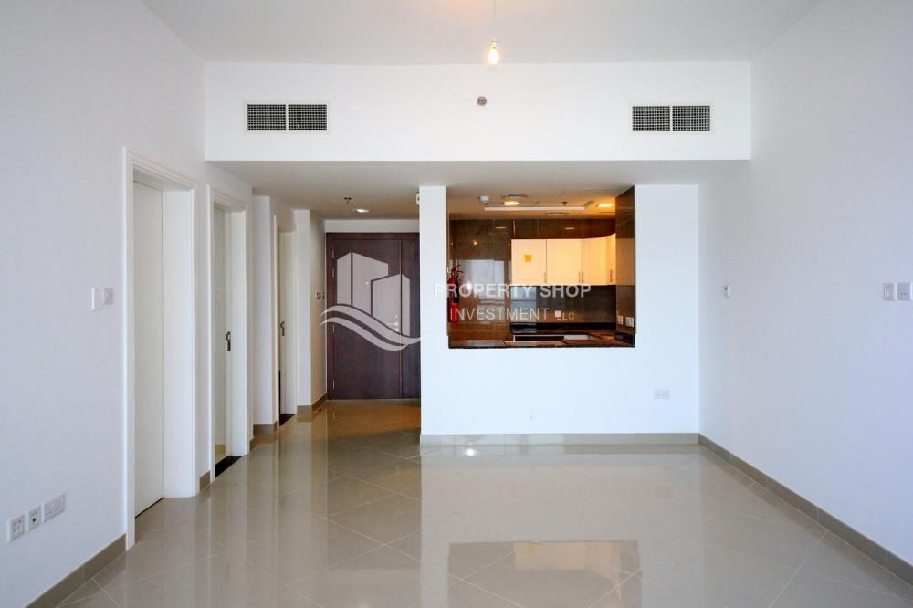 Dining Room - High floor 1BR Apt with Luxury Facilities.
