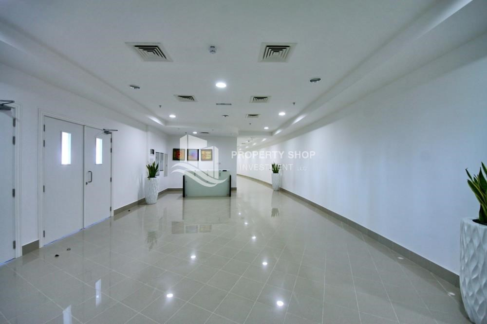 Facilities - High floor 1BR Apt with Luxury Facilities.
