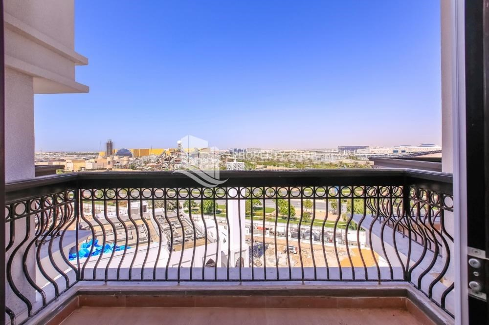 Balcony - Brand new 3BR unit with golf course view.