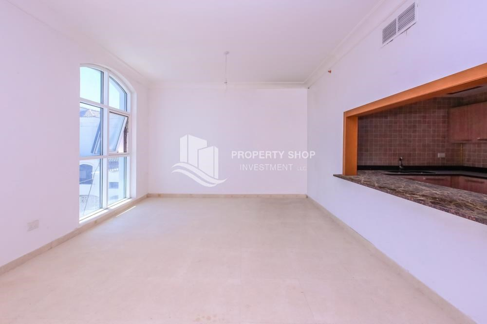 Dining Room - Brand new 3BR unit with golf course view.