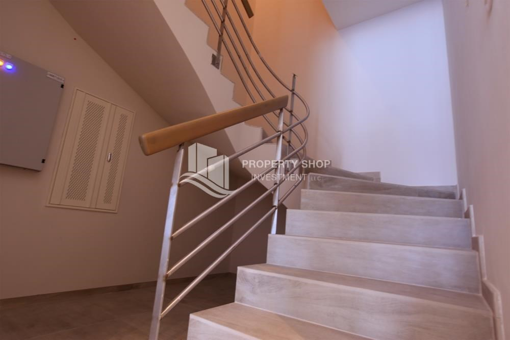 Stairs - Luxurious 3+M BR Apt with Private Terrace/Garden.