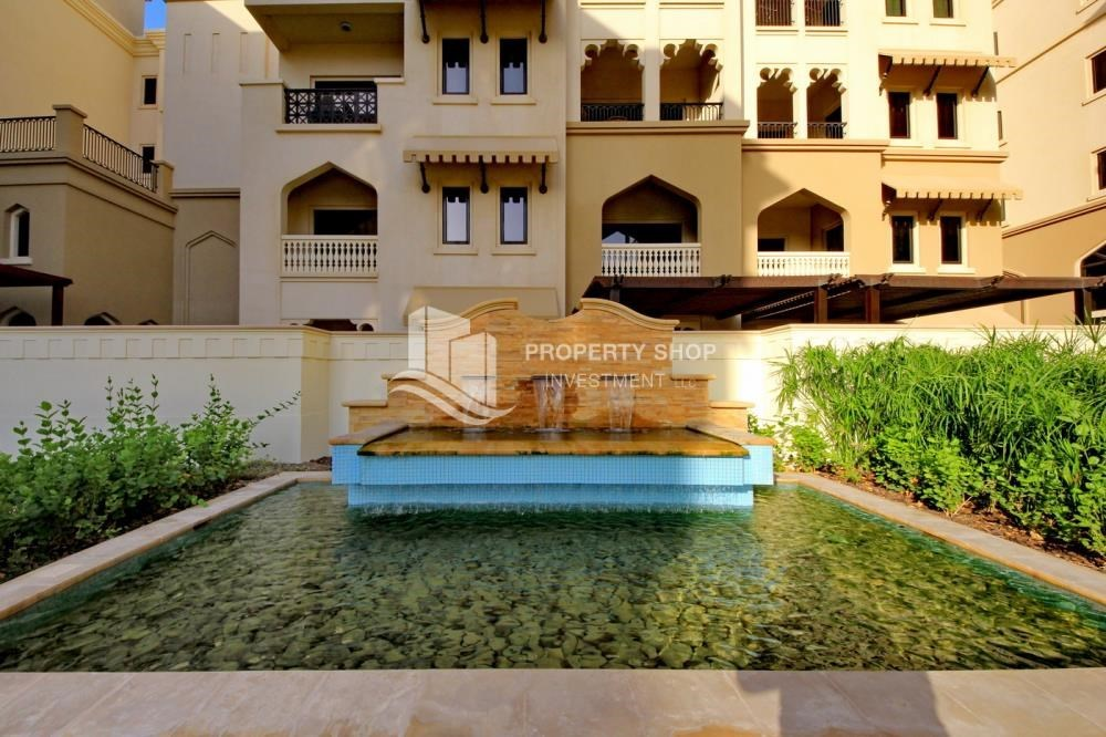 Facilities - 1 Bedroom Apartment in Amazing and beautiful Saadiyat Beach Apartments FOR RENT!