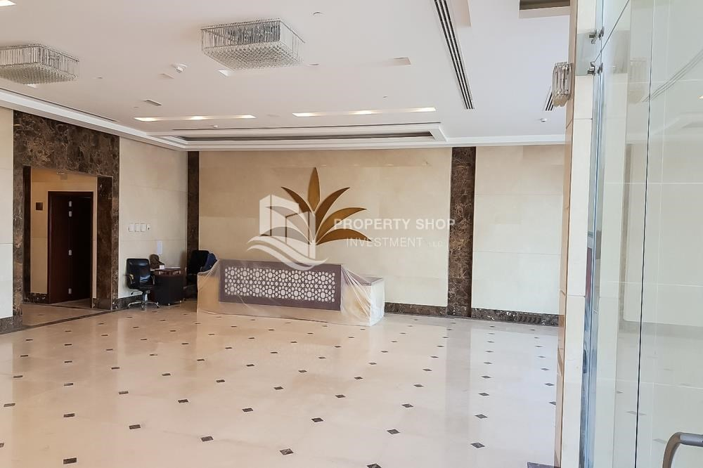 Reception - Brand New Huge Apt with full facilities