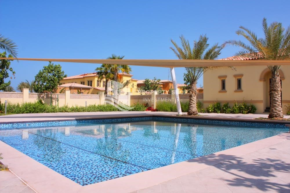 Facilities - Vacant, High End Mediterranean Villa with Family Room