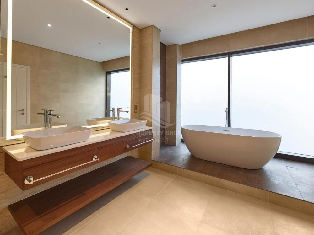 Bathroom - High End Middle Double Row Villa with Flexible payment plans