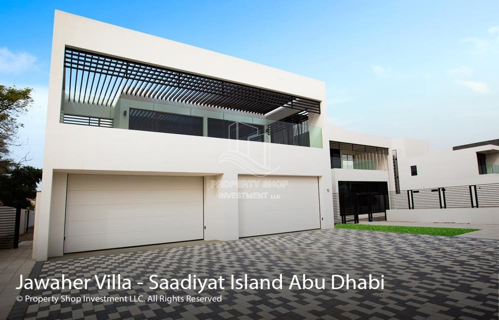 Property - High End Middle Double Row Villa with Flexible payment plans