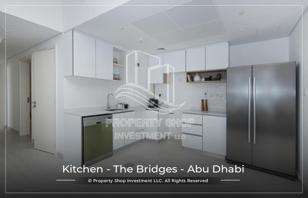 Kitchen - 3 bedrooms below original price for sale - to move in now