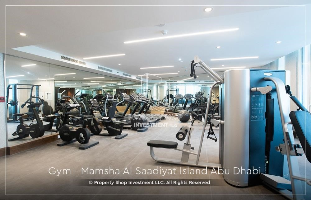 Facilities - 4% Discount  on a Brand new investment opportunity in Mamsha Al Saadiyat. Call PSI to get details now.