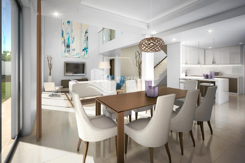 Dining Room - TH in Prime location with high end facilities