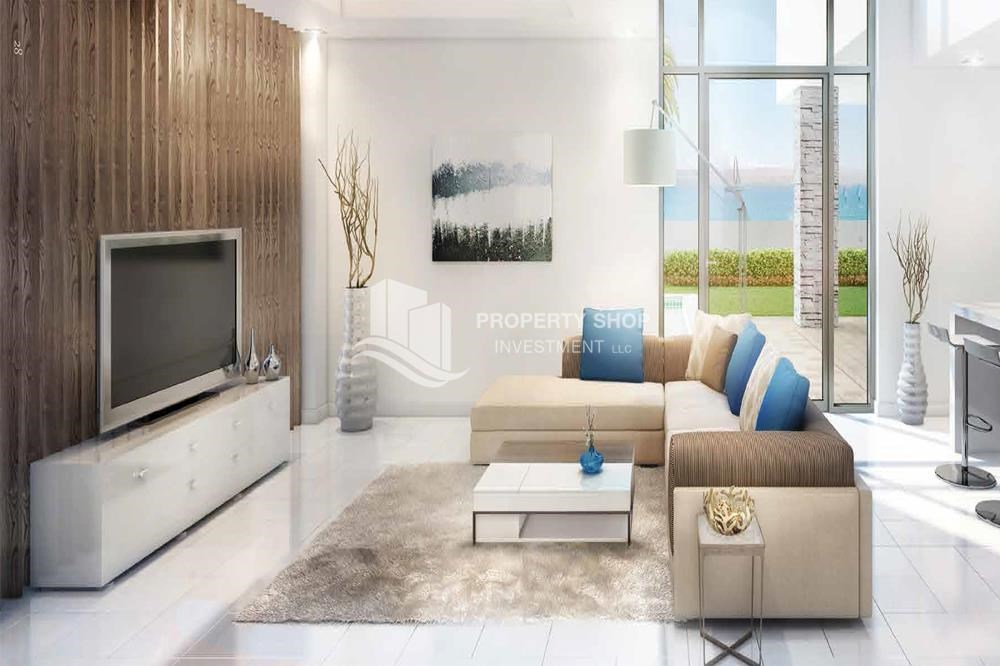 Living Room - TH in Prime location with high end facilities