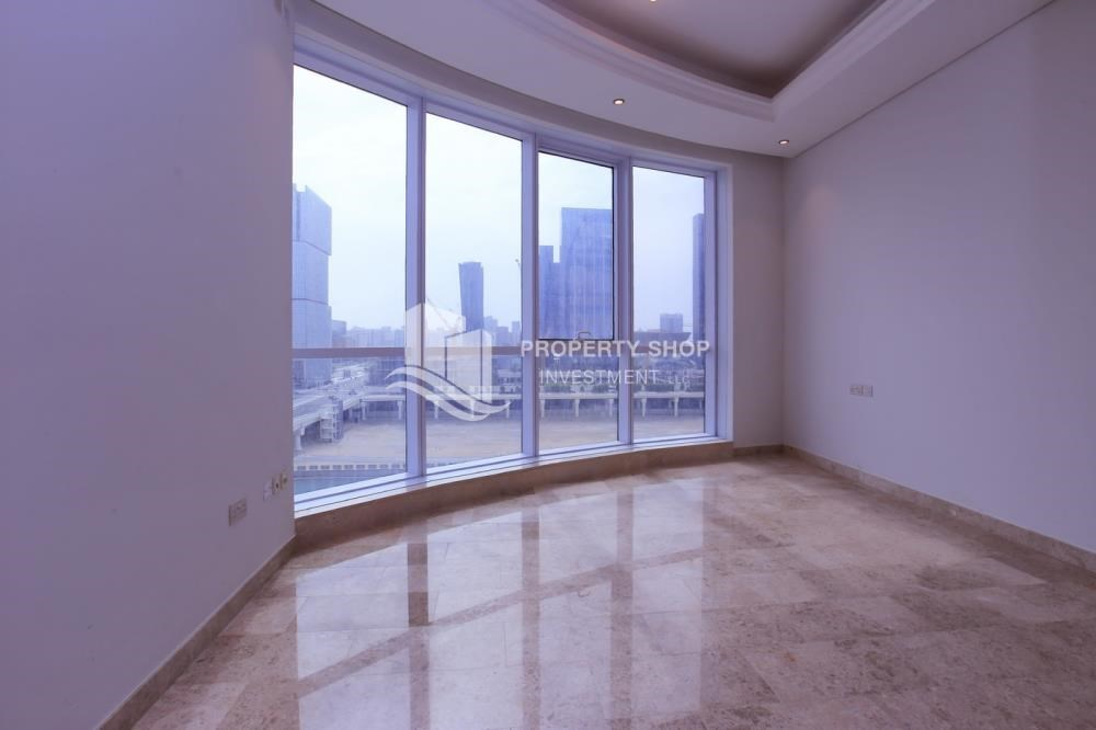 Bedroom - High End New 2+M Apt with Louvre view.