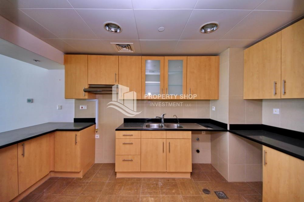 Kitchen - Vacant soon, High Floor Apt with Sea View