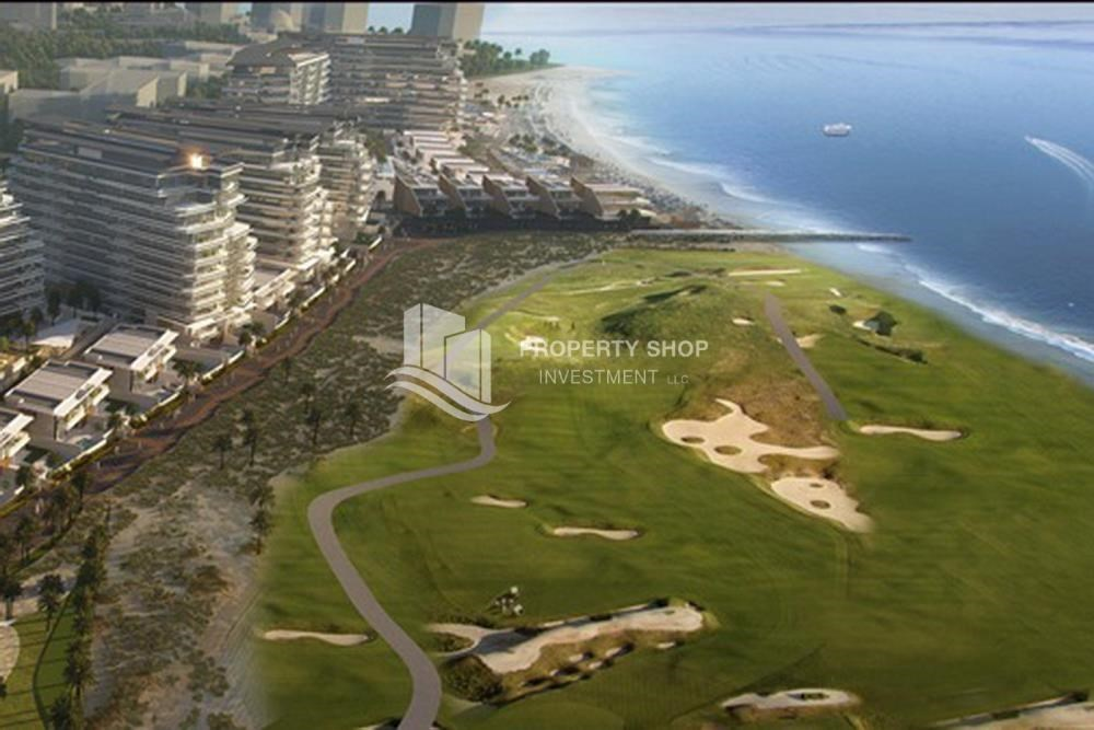 Community - Selling at original price full golf and sea view