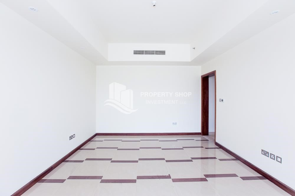Living Room - Brand New, 2 Br apartment in Al Raha Beach