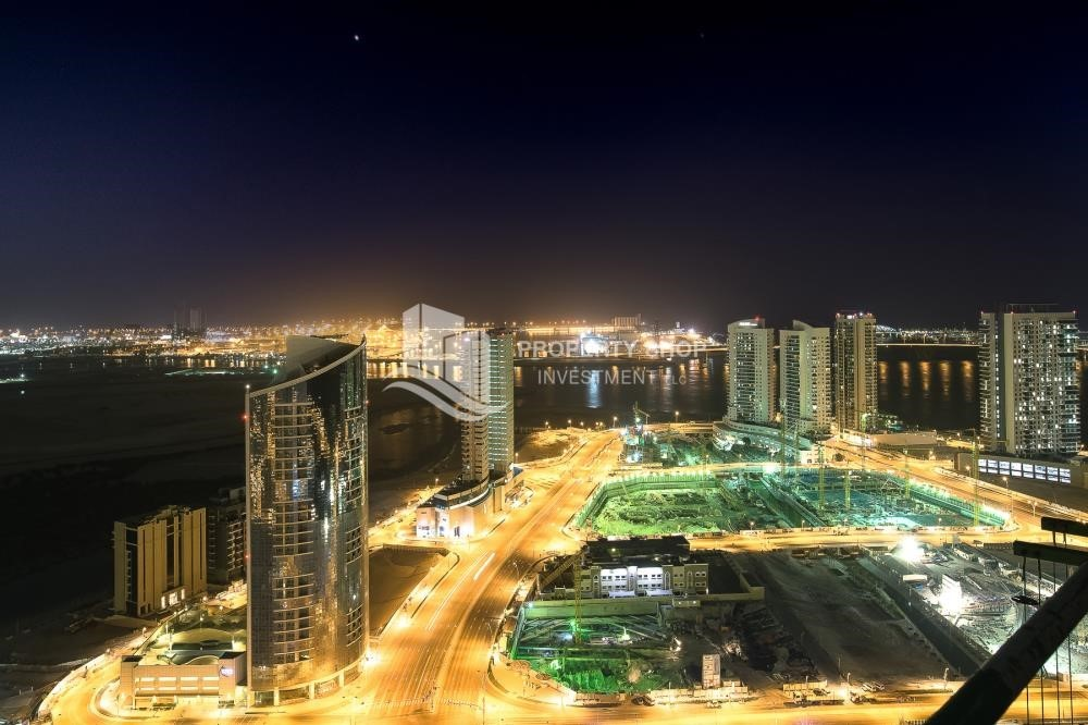 Community - Inspiring view in a Brand New Tower, Al Qurm View