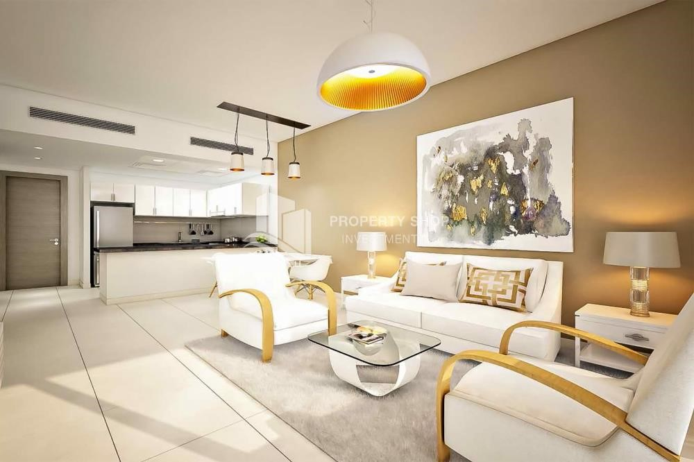 Living Room - Luxury at your doorstep! Own a stunning property in an elite community.