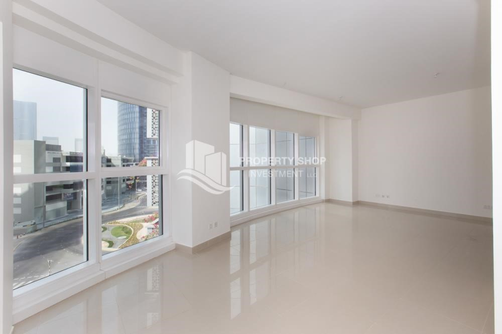 Living Room - 1 Bedroom Apartment For Rent In City Of Lights