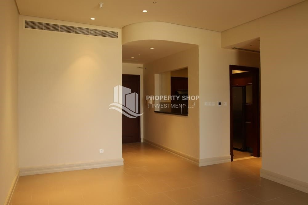Dining Room - Exclusive Property in Saadiyat Island, 1BR Apt Available for rent!