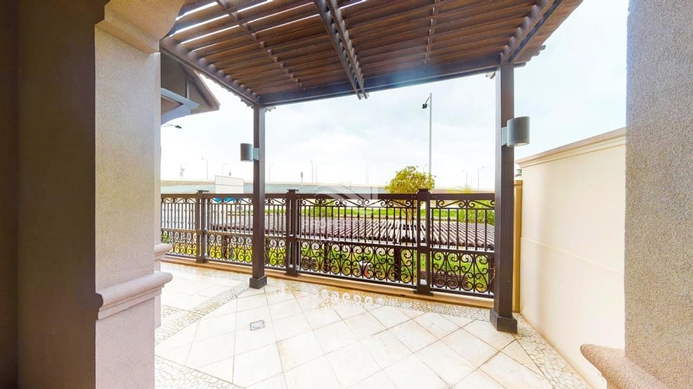 Balcony - Dazzling 2Br High Floor-Premium Finishes.
