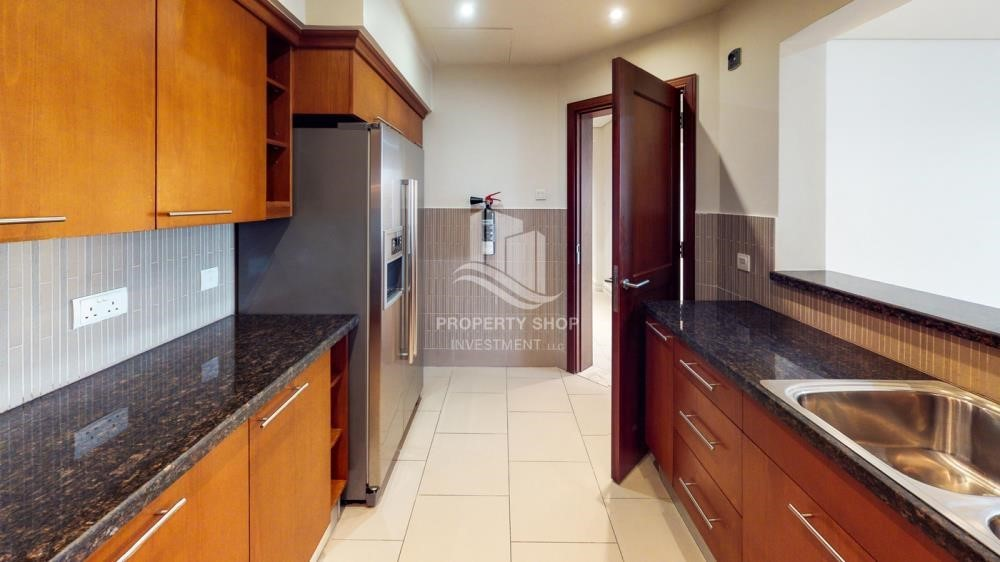 Kitchen - Dazzling 2Br High Floor-Premium Finishes.