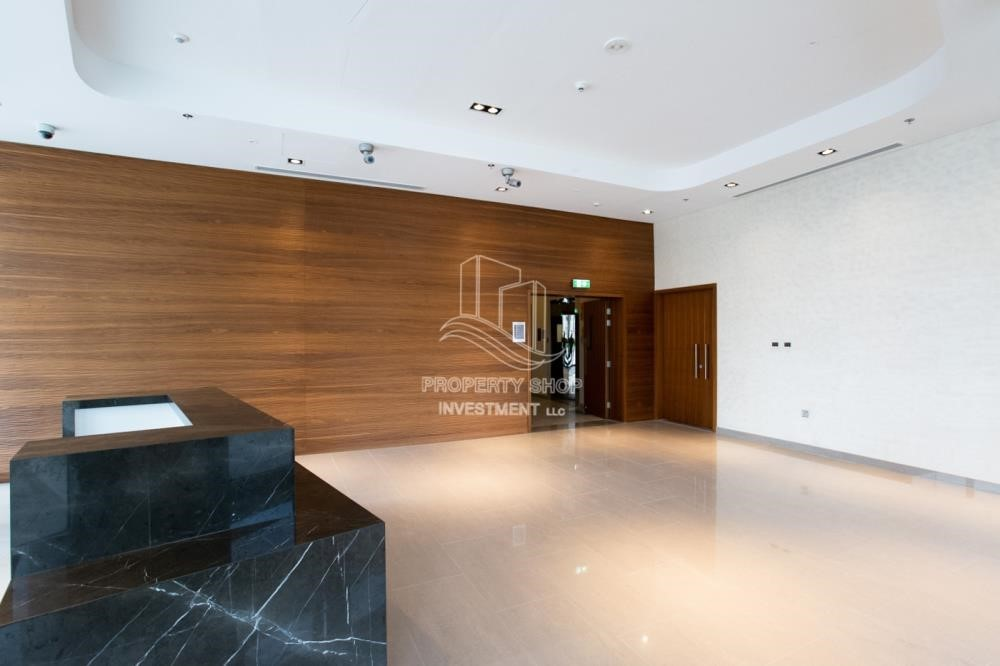 Reception - Brand New 3 bedroom apartment with very high investment returns.