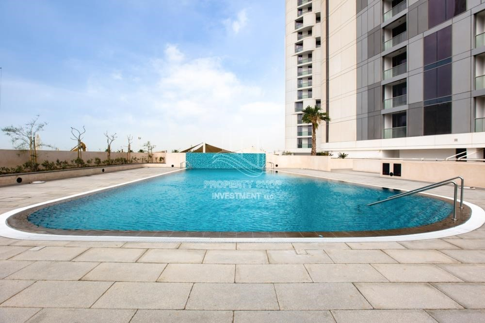 Facilities - Brand new 3 br apartment in Meera Tower 1 available for rent immediately