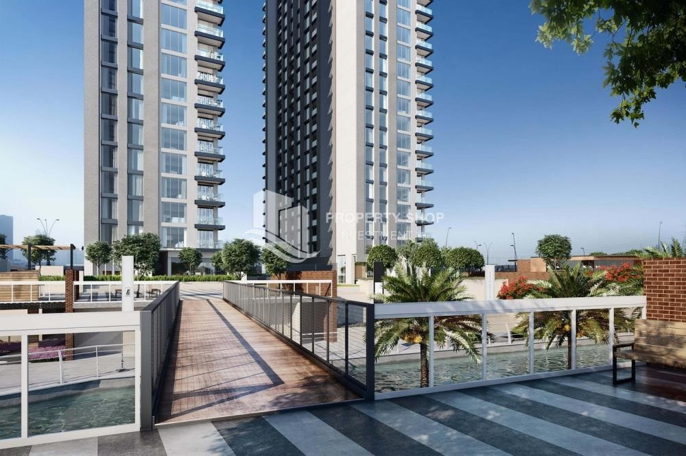 Community - 3BR+M Apt in a brand new tower in Reem Island.