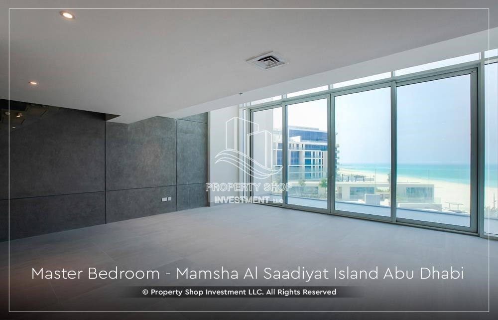 Bedroom - 1br loft in a beach front community. book now!