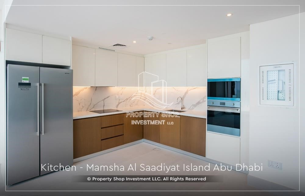 Kitchen - 1br loft in a beach front community. book now!