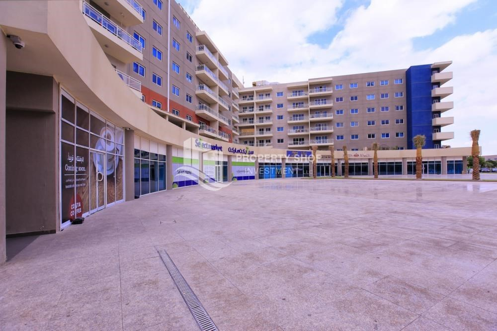 Community - 2BR in Alreef Downtown available for sale!!