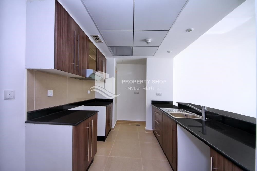 Kitchen - 2BR in Alreef Downtown available for sale!!