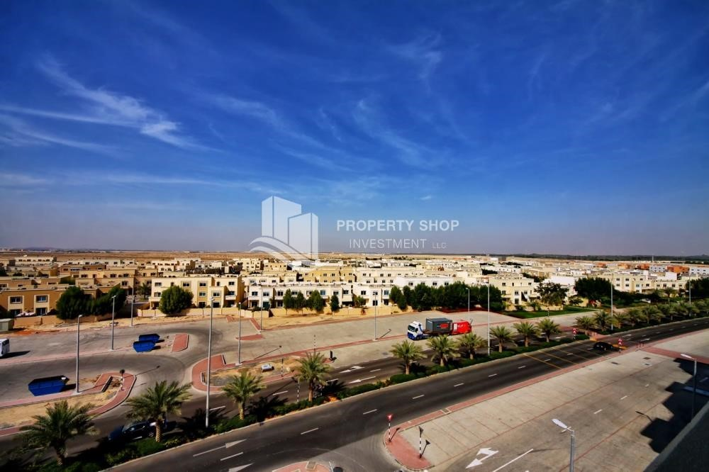 Community - Ideal 1 Bedroom apartment in Al Reef DownTown