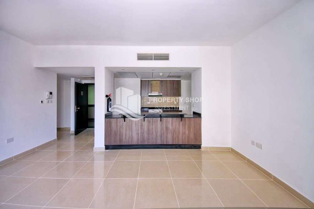 Hall - Ideal 1 Bedroom apartment in Al Reef DownTown