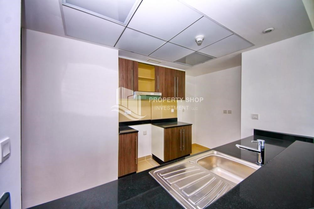 Kitchen - Ideal 1 Bedroom apartment in Al Reef DownTown