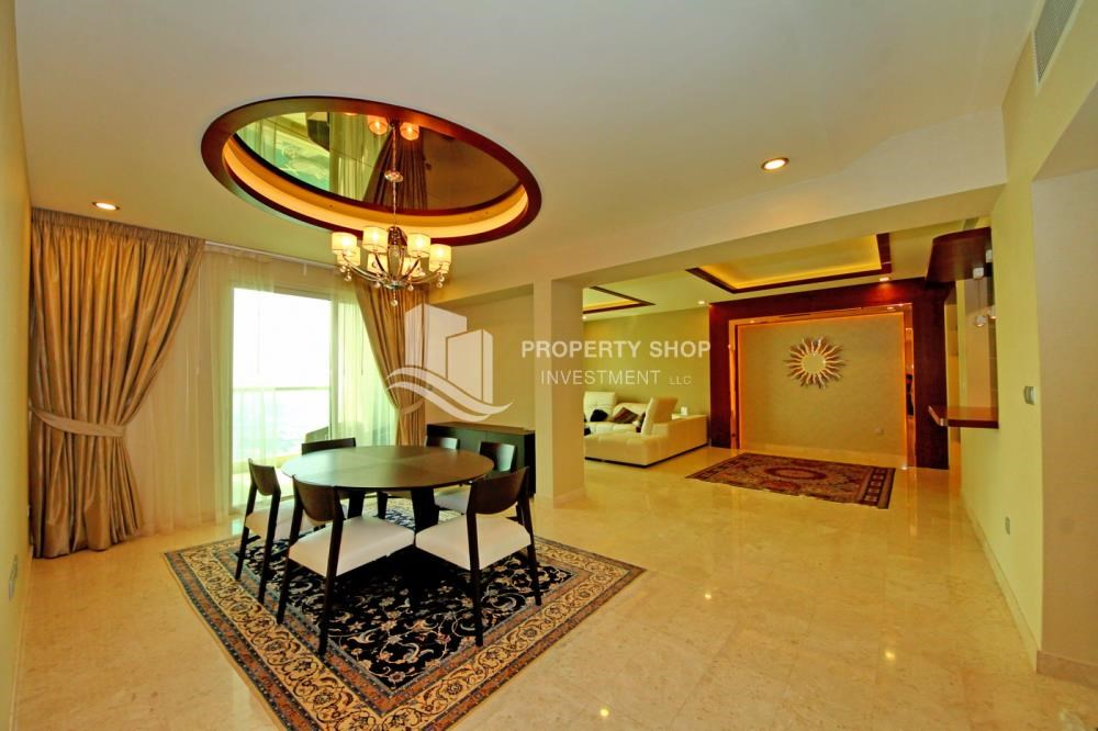 Dining Room - Spacious 3+Maids Room Apt with stunning views