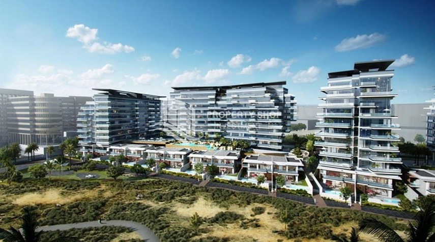 Property-Off-plan! Own a stylish 1BR apartment in a luxurious community in Mayan, Yas Island.