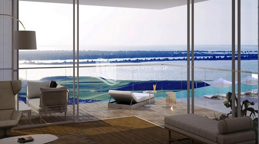 Terrace-Off-plan! Own a stylish 1BR apartment in a luxurious community in Mayan, Yas Island.