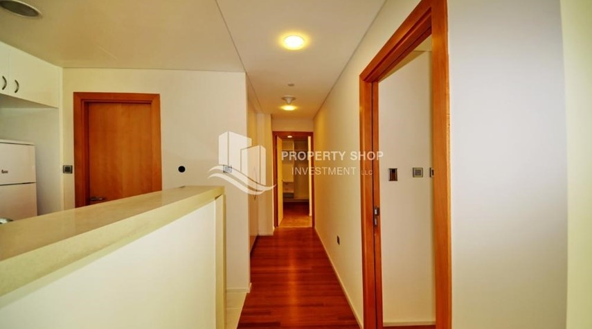 Corridor-High ROI!.Huge 2BR Apartment on high floor with great facilities