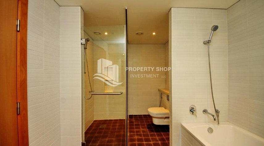 Master Bathroom-High ROI!.Huge 2BR Apartment on high floor with great facilities