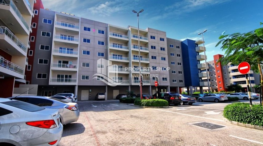 Property-vacant |1BR APT Type G with terrace for sale