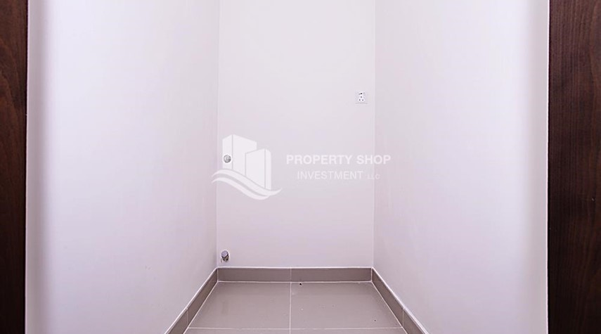 Laundry Room-Brand New 1 Bedroom Apt for rent.